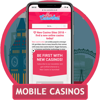new mobile casino sites in uk 2018